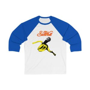 SickWalt Shove n Love Baseball Tee
