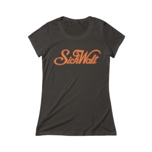 SickWalt Scoop Neck Tee